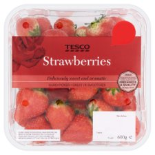 Strawberry Large Pack 650G