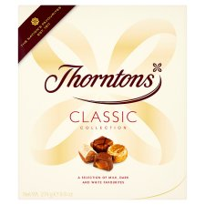 Thorntons Classics Chocolates Box 274G