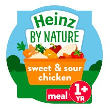 Heinz Sweet And Sour Chicken And Rice 230G