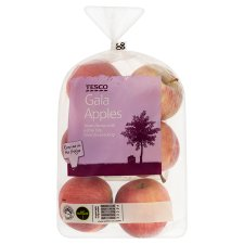 Tesco Gala Apples Mineral/S 5 Pack