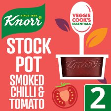 Knorr Stock Pot Smoked Chilli And Tomato 2 X 26G