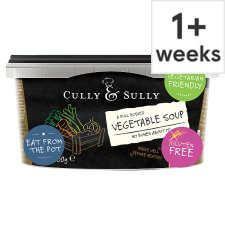Cully And Sully Vegetable Soup 400G