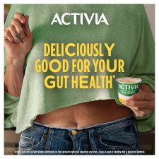 Activia Grains And Nuts Walnuts And Oats Yoghurt 4X120g