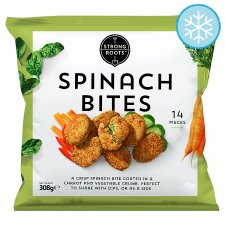 Strong Roots Spinach Bites 308G