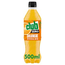 Club Zero Orange 500Ml