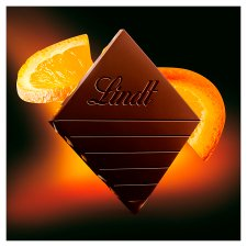 Lindt Excellence Dark Orange Ints Chocolate Bar 100G