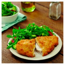 Tesco Breaded Chicken Breast Fillets 4 Pack 700G