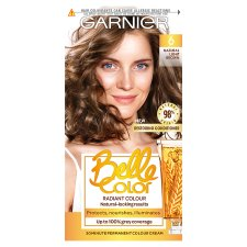 Garn/Bel/Clr 6 Natural Light Brown Prmt Hair Dye