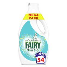Fairy Non Biological Liquid 54 Washes 1890Ml