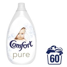 Comfort Pure Ultra Concentrated Fabric Conditioner 900Ml