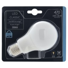 Tesco Led Classic 40W Edison Screw