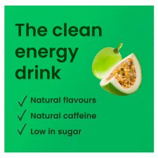 Flyte Mango Passion Natural Flavoured Energy Drink 250Ml