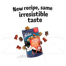 Felix Goody Bag Mixed Grill 60G