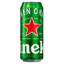 Heineken Can 500Ml - Groceries - Tesco Groceries