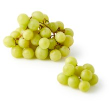 Tesco Super Sweet Green Seedless Grapes 360G