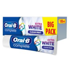 Oral-B Complete Extra White Toothpaste 100Ml