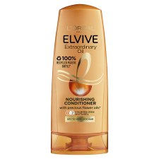 L'oreal Elvive Ext/Ord Oil Dry Hair Conditioner 400Ml