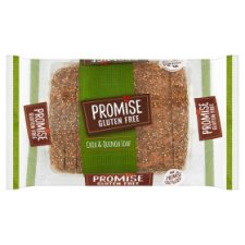 Promise Gluten Free Chia And Quinoa Loaf 480G