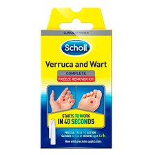 Scholl Freeze Verruca And Wart Foot Care 80 Ml