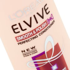 Loreal Smooth & Polish Conditioner 400Ml