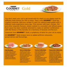 Purina Gourmet Gold Tinned Double Delicacies 8X85g