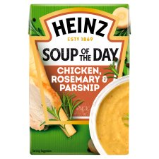 Heinz Soup Of The Day Chicken And Parsnip 400G