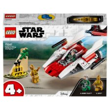 Lego Rebel A Wing Starfighter 75247