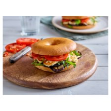 New York Bakery Tomato Herb Bagel Thins 4 Pack