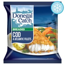 Donegal Catch Breaded Cod 429G