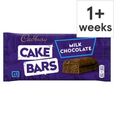 Cadburys Chocolate Cake Bar 5 Pack