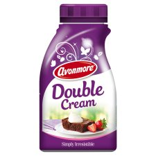 avonmore double cream 229ml groceries tesco groceries. Black Bedroom Furniture Sets. Home Design Ideas