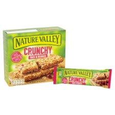 Nature Valley Crunchy Oat&Bery 5 Pack 210G