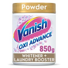 Vanish Gold Oxi Action Stain Remover Powder White 850 G