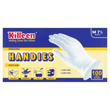 Killeen Handies Gloves Medium 100 Pack