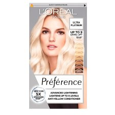 L'oreal Paris Preference Color Extreme Platinum
