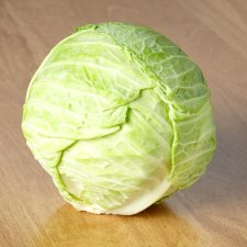 Tesco Green Cabbage Each