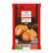Tesco Irish Rooster Potatoes 4Kg