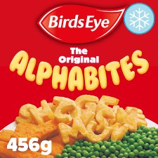 Birds Eye Alphabites 456G