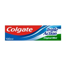 Colgate Triple Action Toothpaste 100Ml