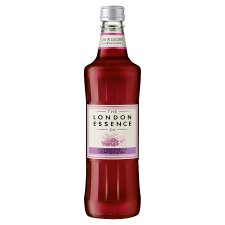 London Essence Soda Water Elderberry And Hibiscus 500Ml