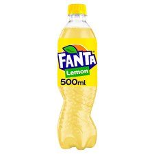 Fanta Lemon 500 Ml