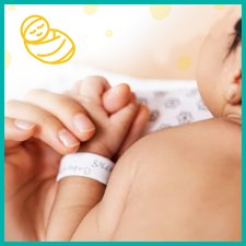 Pampers New Baby Sensitive Wipes 50