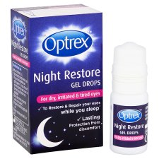 Optrex Night Restore Eye Drops 10Ml