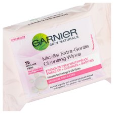 Garnier Micellar Face Wipes Sensitive