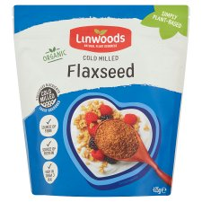 Linwoods Milled Organic Flaxseed 425G