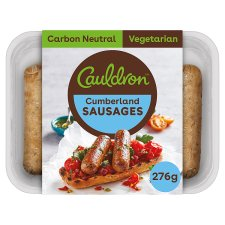 Cauldron 6 Cumberland Sausages 276G