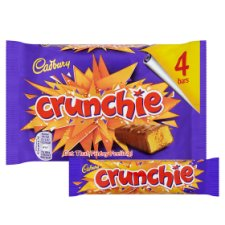 Cadbury 104.4G 4 Pack Crunchie