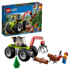 Lego Forest Tractor 60181