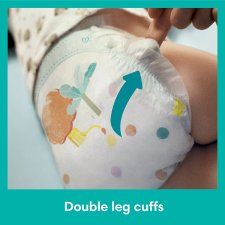 Pampers Baby Dry 6 Jumbo+ 62 Nappies