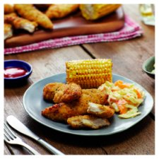 Tesco Southern Fried Breaded Chicken Mini Fillets 305G